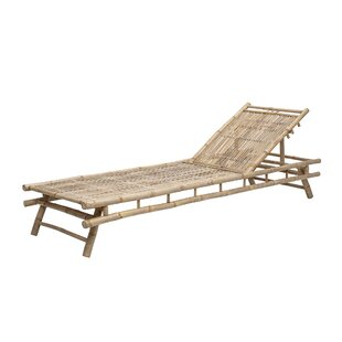 Rosia Reclining Sun Lounger By Bay Isle Home