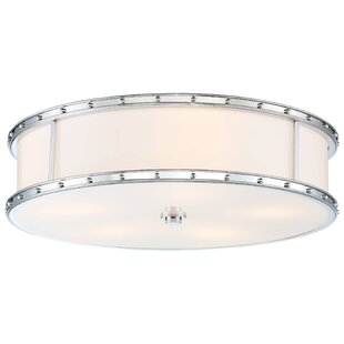 Breakwater Bay Wilburn 5-Light Flush Mount