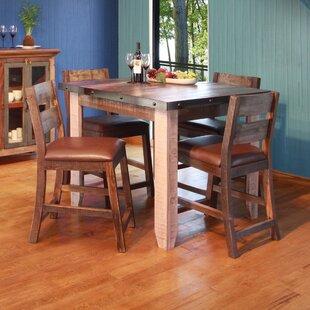 Delphine Pub Table Set by Gracie Oaks