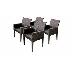 Belle Patio Dining Chair (Set of 4)