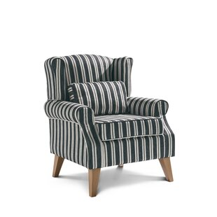 Lloyd Wingback Chair By George Oliver