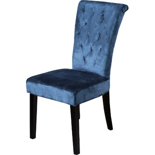 Craighead Upholstered Dining Chair (Set o..