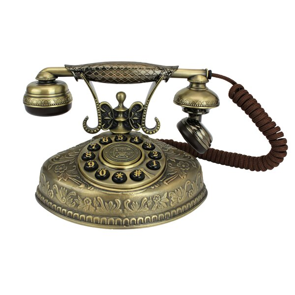 Decorative Telephones You\'ll Love | Wayfair