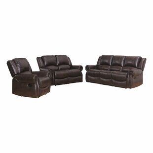 Digiovanni Reclining 3 Pieces Living Room..