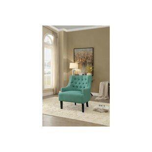 Ledger Armchair by Alcott Hill