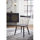 Stelly Solid Wood Dining Chair (Set of 2) by Brayden Studio®
