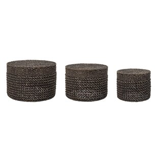 Discount Mourits 3 Piece Coffee Table Set