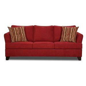 Red Barrel Studio Simmons Upholstery Antin Queen Sleeper Sofa