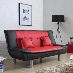 Garvey Modern Convertible Sofa by Orren E..