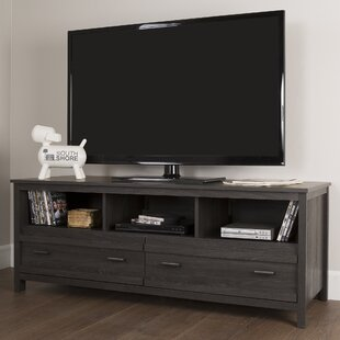 South Shore Exhibit TV Stand for TVs up to 60