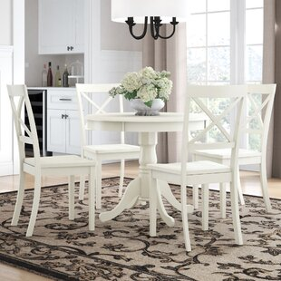Avera 5 Piece Dining Set Charlton Home