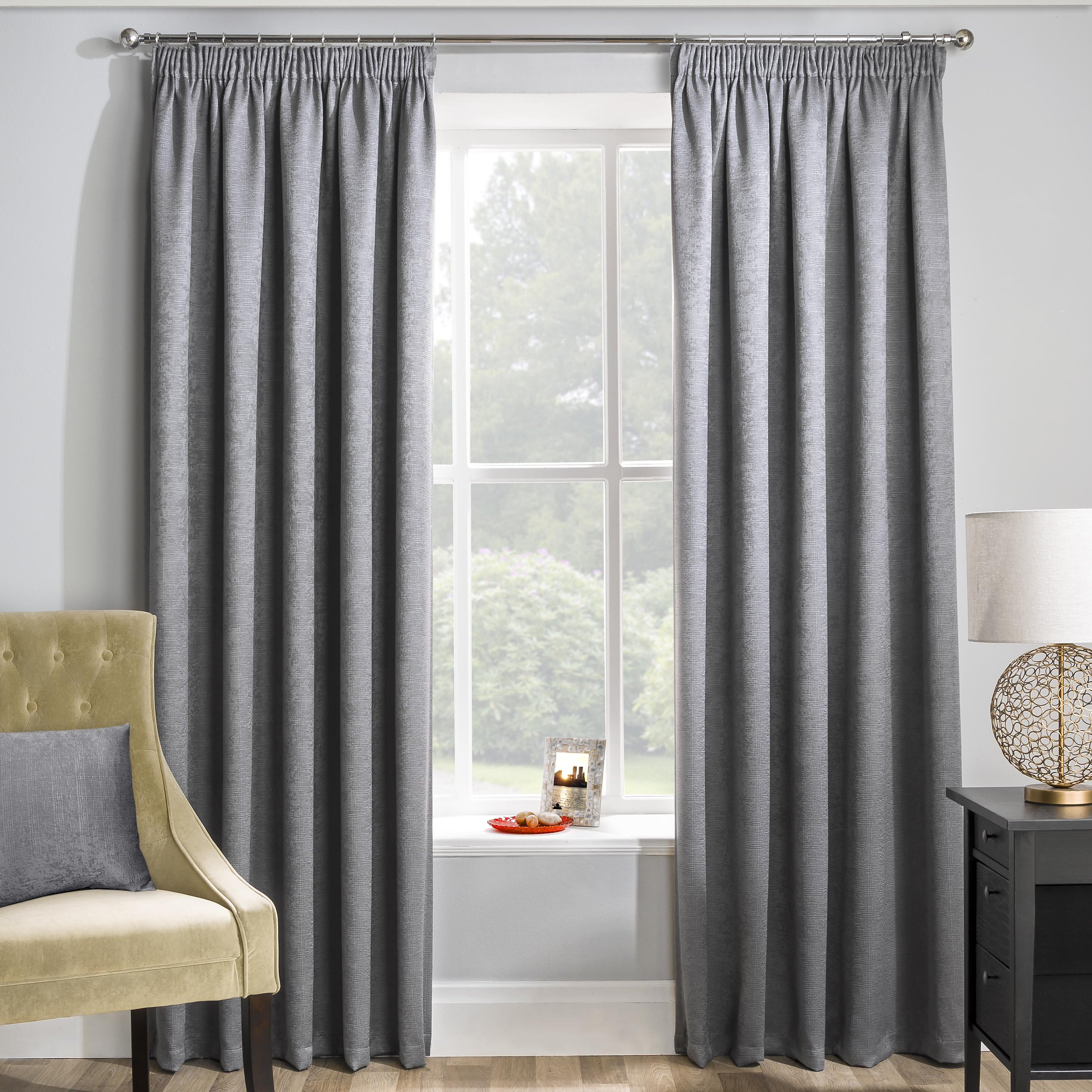 Three Posts Armington Pencil Pleat Room Darkening Thermal Curtains Reviews Wayfair Co Uk