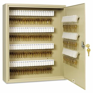 Uni-Tag 200-Key Key Cabinet by Steelmaster