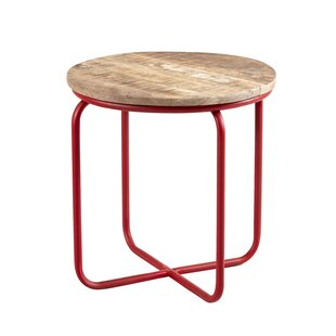 Read Reviews Wendy Round 50cm Bar Stool