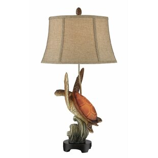 Darius Turtle 30 Table Lamp