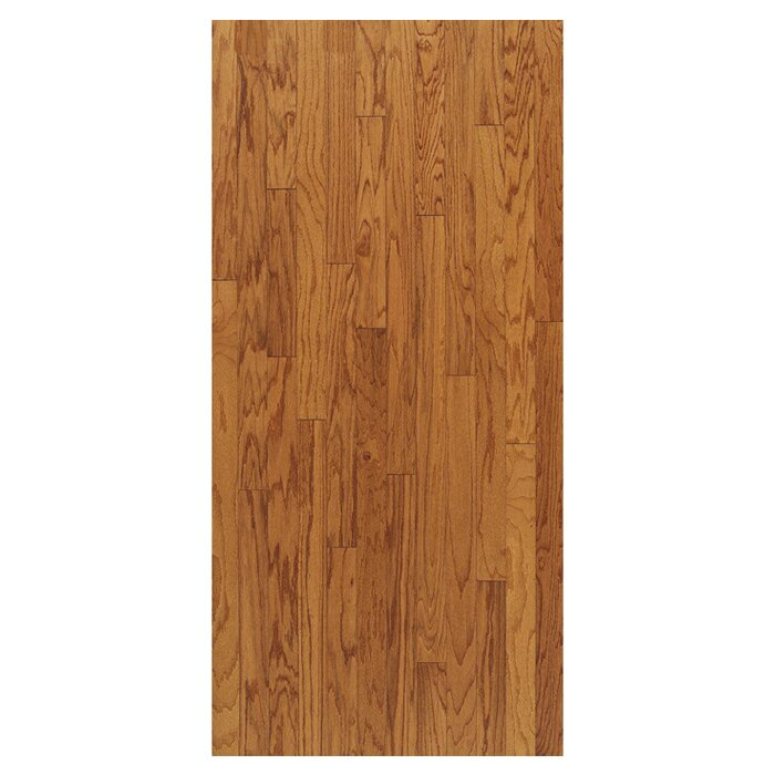 "Bruce Flooring Oak 3/8"" Thick X 3"" Wide X Varying Length"