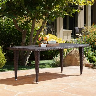 Find a Disanto Outdoor Dining Table By Ivy Bronx