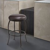 Wallingford Bar & Counter Swivel Stool by Winston Porter