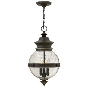 Pumphrey 3-Light Pendant by Charlton Home