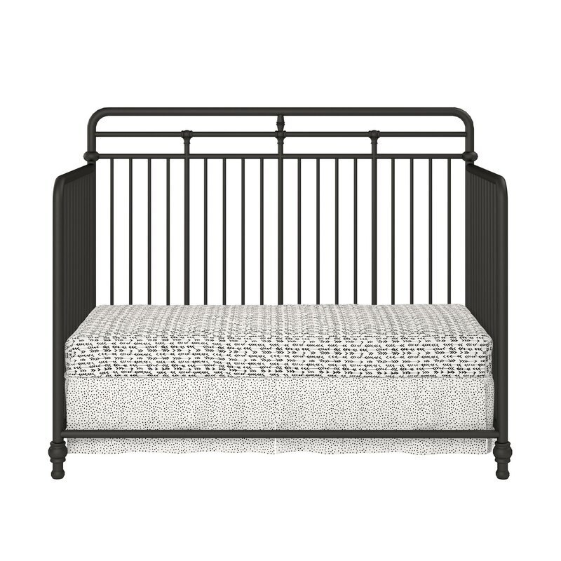 Little Seeds Monarch Hill Hawken 3-in-1 Convertible Crib & Reviews ...