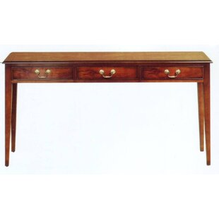 Tarporley Console Table By Rosalind Wheeler