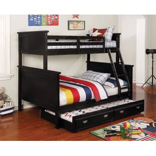 Low priced Sultan Twin-on-Full Bunk Bed by Harriet Bee Reviews (2019) & Buyer's Guide