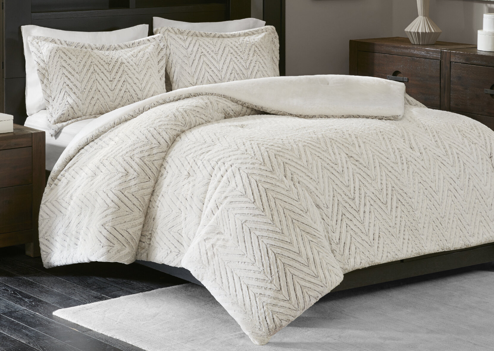 Down Gray Silver Comforters Sets You Ll Love In 2021 Wayfair
