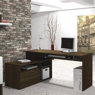 Modula Reversible L-Shape Computer Desk by Bestar