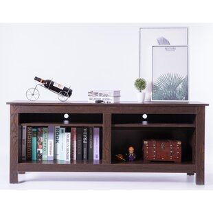 Willer Wooden TV Stand For TVs Up To 55