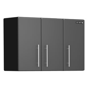 Garage 24 H x 36 W x 12.5 D Partitioned Wall Cabinet by Ulti-MATE