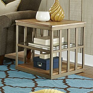 Huntsman End Table by Bray..