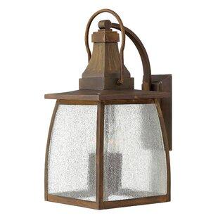 Montauk 4-Light LED Outdoor Wall Lantern ..