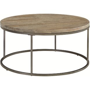 Faux Marble Round Coffee Table | Wayfair