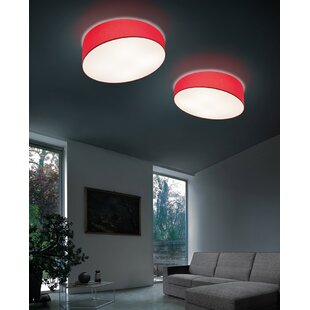 Morosini Pank 6-Light Flush mount