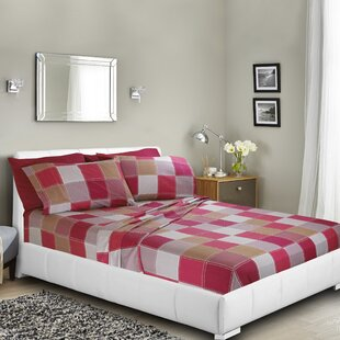 Haddenham Printed Bed Sheet Set