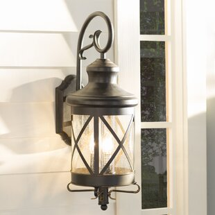Three Posts Fairbury Outdoor Wall Lantern