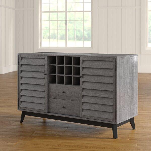 Strange Bar Cabinet With Wine Fridge Wayfair Beutiful Home Inspiration Aditmahrainfo