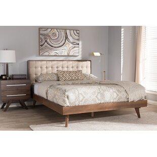 Benavidez Upholstered Platform Bed