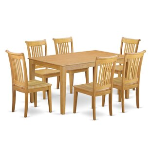Smyrna Solid Wood Dining Set
