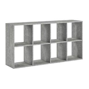 Zimmermann Bookcase By Mercury Row