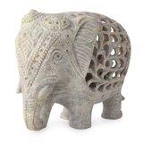 Soapstone Elephant Wayfair