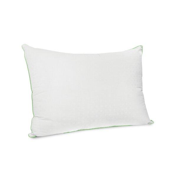 Queen Pack of 2 White SensorPEDIC Density Firm Pillow Pair