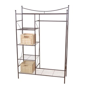 On Sale 111cm Wide Clothes Rack