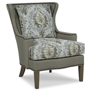 Parkland Wingback Chair by Fai..