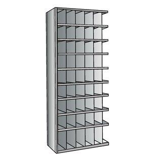 Hi Tech Bin 87 H 9 Shelf Shelving Unit Add On
