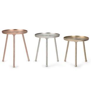 Demario 3 Piece Nesting Tables