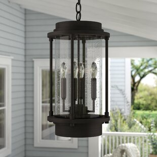 Bergland 4-Light Outdoor Hanging Lantern