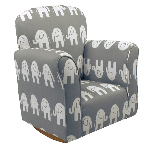 Brilliant Kids Elephant Rocking Chair Wayfair Pdpeps Interior Chair Design Pdpepsorg