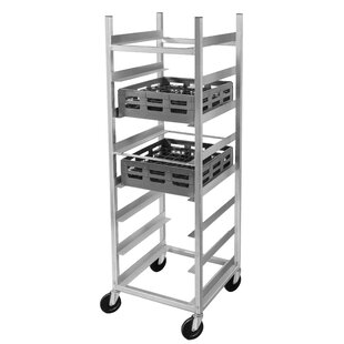 Heavy Duty Glass Rack By Channel Manufacturing