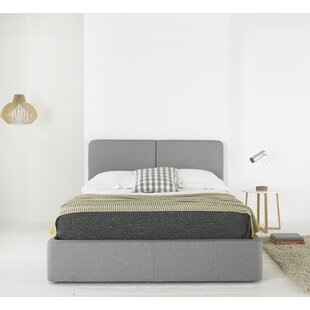 Sol Upholstered Ottoman Bed With Mattress By Ebern Designs